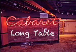 cabaret long table image